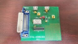 Analog Devices Ad9833eb Eval Board