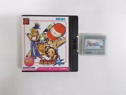 Neogeo Pocket Color --fatal Fury First Contact The Best-- Japan Game Snk. 30177