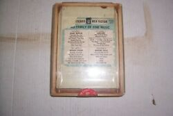 Ford 8 Track Tape 1966 Very Rare In Clam Shell Galaxie Mustang Gt Torino Last 1