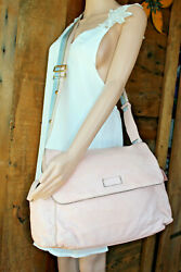Gucci Messenger Diaper Bussiness Brief Tote Pink Blue Guccissima GG Leather Bag $458.00