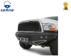 Smittybilt For 08-10 Ford Superduty M1 Front Bumper And Light Kit 612830