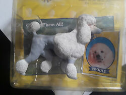 1998 Pedigree Best In Show The World's Most Beautiful Dogs Poodle Unopened