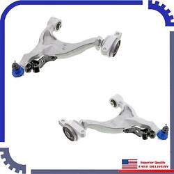 New Control Arm Front Left&Right Lower Fits 2011-2012 Infiniti G25 Journey 2Pcs