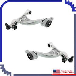 2Pcs New Control Arm Front Left&Right Lower Fits 2006-2010 Infiniti M35 Base