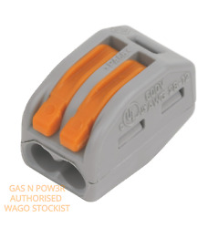 Wago 222-412 Electrical Connectors Wire Block Clamp Terminal Cable 12v 240v
