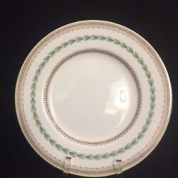 Mintons Ashbourne Dinner Plate 10 5/8 Minton China England Discontinued