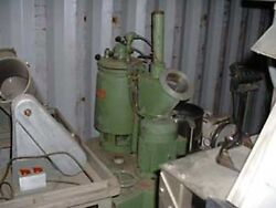 Gunther Blender Model Tgahk20 Variable Speed Drive S/s Contact