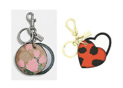 COACH Mirror Key RingsNWTs 2 DESIGNS TO CHOOSE FROM