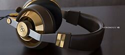 final audio DESIGN Japan SONOROUS VIII 8 FISO8BD3 Headphones Head Phones Dynamic