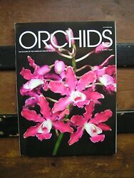 Orchids Magazine Collection 1985-2015 30 Years