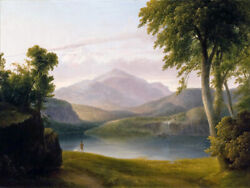 In The Catskills - Thomas Doughtry - Canvas Or Print Wall Art