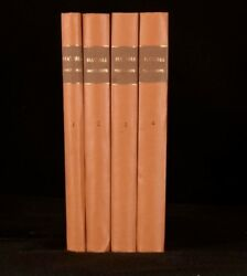 1796 4 Volumes John Hatsell Precedents Of Proceedings In The House Of Commons