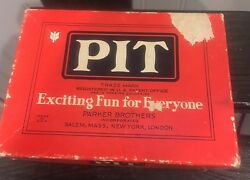 Vintage Pit Card Game 2 Complete Decks Free Shipping