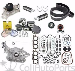 FITS: 94-98 LEXUS ES300 V6 3.0L 1MZFE 24V DOHC NEW MASTER ENGINE REBUILD KIT