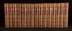 1872-3 15vols Selected Works Charles Lever Illustrated One Of Them Lorrequer