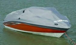 Yamaha 210 Jet Boat Cover Without Tower 2006-2007 Gray W / Dl New Oem