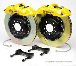 Brembo GT BBK 6pot Front for 2007+ Ford Edge 2007+ Lincoln MKX 1M2.8037A5