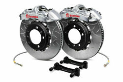 Brembo GT BBK 4-piston Rear for 2015+ BMW M3 F80 and 2015+ BMW M4 F82 2P3.9044A3