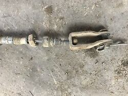 2008 Grizzly 700 Efi Non-eps.. Hand / Foot Brake Cable