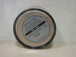 MARY KAY (LOT OF 2) MINERAL POWDER FOUNDATION IVORY 1 .28 OZ