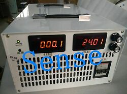 NEW 7500W 0-150VDC 0-50A Output Adjustable Switching Power Supply with Display