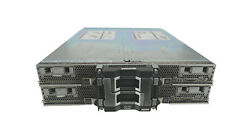 Cisco Ucs B460 M4 Blade Server W/ 4x E7-4890 V2 256gb 4x 600gb Sas