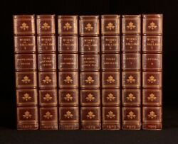 1903-5 7vol Works Of Charles And Mary Lamb E V Lucas Editor Illustrated Novels