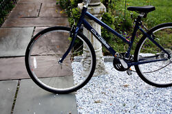 Globe Specialized Enhanced Butted Aluminum 8 Speed Bike