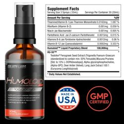 Anabolic Testosterone Booster Build Muscle No/hgh 1 Bottle 1oz