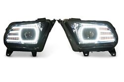 Morimoto Xb Led Headlight Assembly Plug And Play For 2010-2012 Ford Mustang