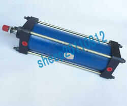 New SC Standard Pneumatic Air Cylinder Bore 400mm Stroke 250mm Iron Material