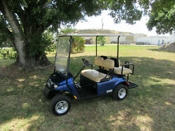 2015 CUSHMAN SHUTTLE Express 2 - 2 Golf Cart 4 Passenger Transport  Gas Engine