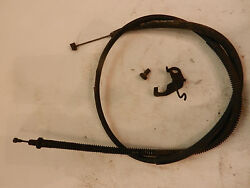 1984 Yamaha Rz350 L / Clutch Cable / Rz 350 Kenny Roberts