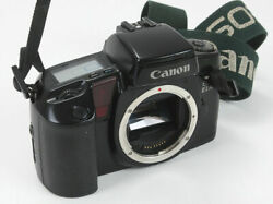Canon Eos Elan 35mm Slr Film Camera Body Only Canon Ef Mount Working Great