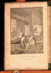 1830 The Cabinet-makerand039s Guide Rules And Instructions G. A. Siddons Scarce