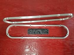 Valve Cover Spacers 1/2 Cadillac 472 500 With Gasketlok