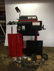 All Tool Disc And Drum Brake Lathe W/ Tooling Performance Ammco Van Norman