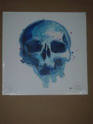 Skulls Study Lora Zombie Hand Painted Signed Numbered Art Print Poster Run Of 20