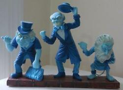 Disney Haunted Mansion Hitchhiking Ghosts Bobble Statue
