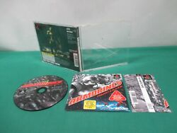 Playstation -- Armorines -- Ps1. Japan Game. Works. 30215