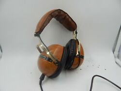 Recoton St-30 Headhpones Vintage Over Ear