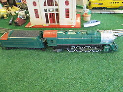 Lionel 8309 Farr 2-8-2 Southern Mikado Steamer And Tender C8ln In Box 1983 Sound