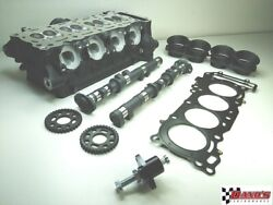 08 10 11 12 13 14 15 16 17 18 Yamaha R6 Cylinder Head Porting With Cams 15+ Hp