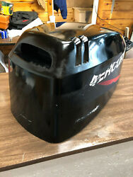 2001 Mercury F 40 Hp 4 Stroke Outboard Engine Top Cowl Cover Hood Freshwater Mn
