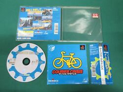 Playstation -- Courier Crisis -- Ps1. Japan. Game. Work. 19645