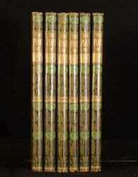 1907 6vol The Plays Of Shakspere Shakespeare Illustrated Edited Charles Knight