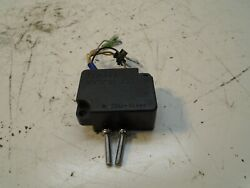 6g5-85590-12-00 Control Unit Assy 1984-1999 150 175 200 Hp Yamaha Outboard 1