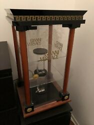 Unique And Extremly Rare Vintage Gianni Versace Sunglasses Display Cabinet