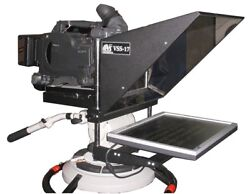 Professional Teleprompter Vss-17 For Middle And Big Size Cameras/camcorders