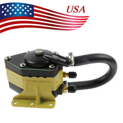 Vro Oil Injection Conversion Fuel Pump Kit Fit For Johnson Evinrude